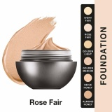 Beli Lakme Absolute Reinvent Mattreal Skin Natural Mousse Foundation Rose Fair Murah Indonesia