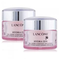 Harga Lancome Hydra Zen Anti Stress Moisturising Cream Gel 15 Ml Lancome Online