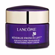 Lancome Renergie French Lift Retightening Night Cream - 15 ml
