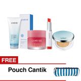 Spesifikasi Laneige Essential Korean Beauty Package 3 Berhadiah Pouch Cantik Murah Berkualitas
