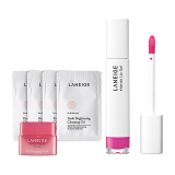 Iklan Laneige Intense Lip Gel No 6 Jelly Pink Bean Free Gift