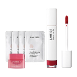 Promo Laneige Intense Lip Gel No 9 Loyal Red 4 5G Free Gift