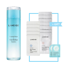 Jual Laneige Power Skin Refiner Sensitive Set Online Indonesia