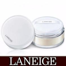Harga Laneige Satin Finish Loose Powder 1 Pure Natural Branded