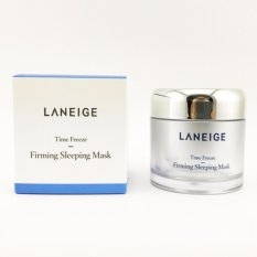 Review Toko Laneige Time Freeze Firming Sleeping Mask 60Ml