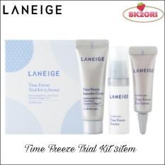 LANEIGE Time Freeze Trial Kit 3Item