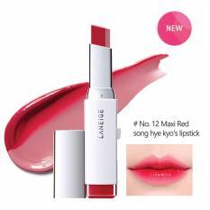 Jual Laneige Two Tone Lip Bar No 12 Maxi Red Laneige Murah