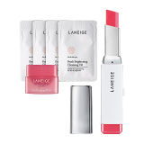 Jual Laneige Two Tone Lip Bar No 6 Pink Step Hadiah Gratis Antik