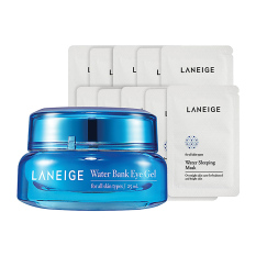 Laneige Water Bank Eye Gel + Hadiah Gratis