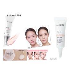 Spesifikasi Laneige Water Base Cc Cream Spf 36 Pa 40Ml Peach Pink Dan Harganya