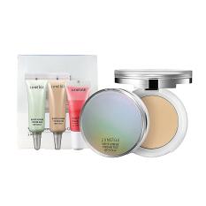 Promo Laneige Water Supreme Finishing Pact Spf 25 No 1 Water Supreme Makeup Gift 3 Set Laneige