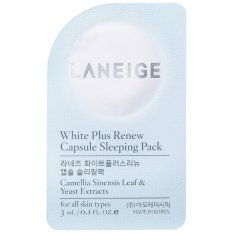 Jual Laneige White Plus Renew Capsule Sleeping Pack 16 X 3 Ml Antik