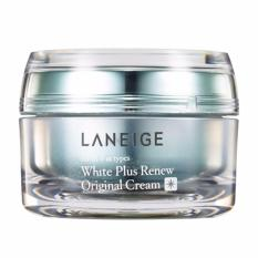 Diskon Laneige White Plus Renew Original Cream 50 Ml Jawa Barat