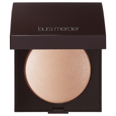 Jual Beli Laura Merciermatte Radiance Baked Powder Higlight 01 Golden N*d* Baru Indonesia