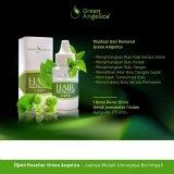Jual Lebih Hemat 3 Botol Perontok Bulu Permanen Green Angelica Hair Removal Liquid Menghilangkan Bulu Tanpa Rasa Sakit Lengkap