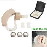 Harga Termurah Kiri Kanan Alat Bantu Dengar Mini Amplifier Suara Di Belakang Di Telinga Ringan Suara Case Intl