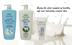 Beli Leivy Goats Milk Shower Cream 1150 Ml Sabun Susu Kambing Levy Leivy Online