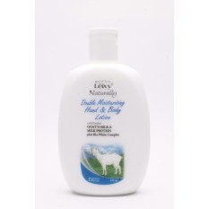 Diskon Besarleivy Naturally Double Moisturising Hand Body Lotion 270 Ml