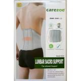 Review Leoshop888 Korset Lumbar Sacro Support Far Infrared Support L Terbaru