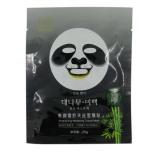 Jual Life Han Mei Animal Face Mask Brightening Whitening Tencel Mask Bamboo Charcoal Life Han Mei Grosir