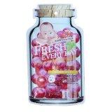 Life Han Mei Baby Face Mask Grape Milk Life Han Mei Diskon 50