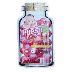 Diskon Besarlife Han Mei Baby Face Mask Grape Milk