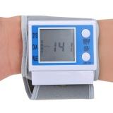 Jual Ringan Portabel Otomatis Digital Wrist Blood Pressure Monitor Kesehatan Perawatan Intl Satu Set