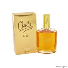 LIMITED EDITION! Charlie Gold Edition By Revlon Edt for woman