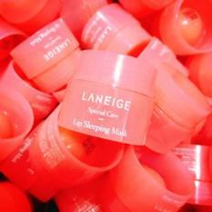 Daftar Harga Lip Sleeping Mask 3 Gr By Lan Eige Multi