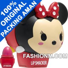 Harga Lip Smacker Tsum Tsum Lip Balm Minnie Strawberry Lollipop With Packaging Terbaru