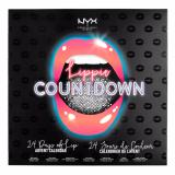 Jual Nyx Professional Makeup Lippie Countdown Advent Calendar 24 Lipstick Surprises