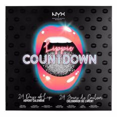 NYX Professional Makeup Lippie Countdown Advent Calendar : 24 Lipstick Surprises
