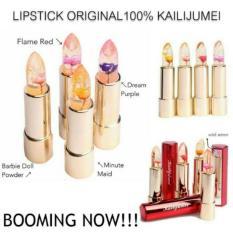 Lipstik Kailijumei 100% ORI / Lipstik Bunga Bening / Kailijumei Original