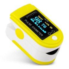 Spesifikasi Livotech Pulse Oximeter Spo2 Heart Rate Kuning Murah