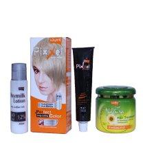 Diskon Besarlolanepixxel Pixel Pixxel P36 Extra Light Ash Blonde Natura Extra Hair Treatment Nurishing Color Care Sun Flower 250Gr