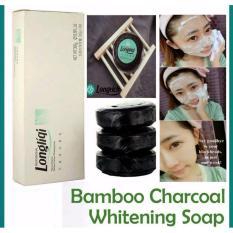 Diskon Longrich Natural Essence Bamboo Charcoal Soap Longrich Di Indonesia