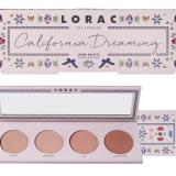 Spek Lorac California Dreaming Cheek Palette Lorac