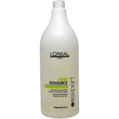 L'Oreal Expert Pure Resource Shampoo 1500ml