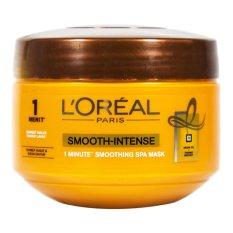 Ulasan Mengenai L Oreal Hair Mask Smooth Intense 200Ml