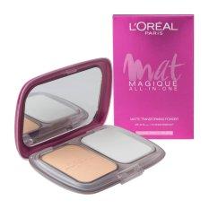L'Oreal Mat Magique Powder Nude Ivory