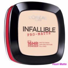 LOreal Paris Infallible Pro Matte Powder #200 Natural Beige