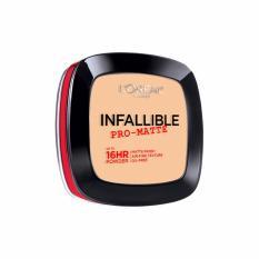 Toko L Oreal Paris Makeup Powder Infallible Pro Matte N*d* Beige Yang Bisa Kredit