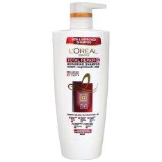 L'oreal paris Total Repair 5 Repairing Shampoo 650ml