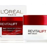 L Oreal Paris Revitalift Day Cream Spf 23 Anti Wrinkle Firming Dermalift Proretinol A 50 Ml Original Terbaru
