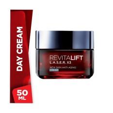 loreal revitalift laser 3x day cream