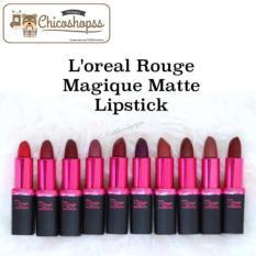 LOREAL ROUGE MAGIQUE MATTE LIPSTIK LIPSTICK