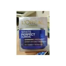 Harga L Oreal White Perfect Clinical Overnight Treatment 50 Ml Loreal Di Banten