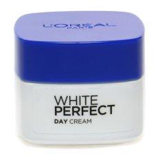 Loreal White Perfect Day Cream SPF17PA++ Whitening +Even Tone 50ml