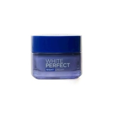 Jual Loreal White Perfect Night Cream 50Ml Original Krim Malam Pencerah Multi Online
