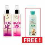 Harga Lovana Buy 2 Get Free 1 Marry Body Mist Hug Body Mist Free Milky Body Lotion Lovana Original